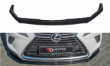 Spoiler pod predný nárazník Lexus NX Facelift 2017-