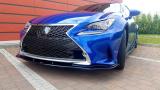 Spoiler pod predný nárazník Lexus RC 2014-