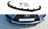 Spoiler pod predný nárazník Lexus RC F 2014-