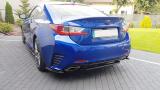Spoiler pod zadný nárazník Lexus RC 2014-