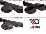 Spoiler pod zadný nárazník Mercedes CLS C219 55AMG 2004- 2006 Maxtondesign