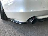 Bočné spojler pod zadný nárazník Lexus GS 300 Mk3 Facelift 2008- 2012