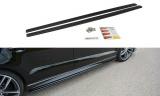 Nástavce prahov Audi S3 8V Sedan 2013- Audi A3 S-Line 8V Sedan 2013-