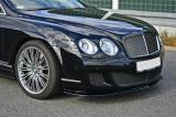 Spoiler pod predný nárazník BENTLEY CONTINENTAL GT 2009-2012