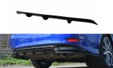 Stredový spojler pod zadný nárazník Lexus GS Mk4 Facelift H 2015-