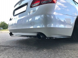Stredový spojler pod zadný nárazník Lexus GS 300 Mk3 Facelift 2008-2012