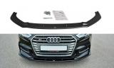 Spoiler pod predný nárazník Audi S3 8V Facelift 2017 - Audi A3 S-Line 8V Facelift 2017 -