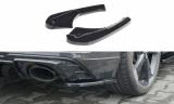 Bočné spojler pod zadný nárazník Audi RS3 8V FL Sportback 2017 -