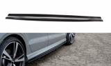 Nástavce prahov AUDI RS3 8V FACELIFT SEDAN 2017-