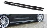 Nástavce prahov AUDI S3 8V/8V FL 3 DOORS VERSION 2013- AUDI A3 S-LINE 8V / 8V FL 3 DOORS VER. 2012-