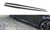 Nástavce prahov AUDI RS3 8V FACELIFT SPORTBACK 2017 -