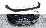 Spoiler pod predný nárazník AUDI RS3 8V FACELIFT SPORTBACK 2017 -