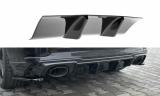 Stredový spojler pod zadný nárazník Audi RS3 8V FL Sportback 2017 -