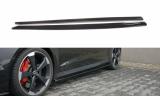 Nástavce prahov AUDI RS3 8V FACELIFT SPORTBACK 2017-