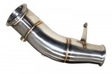 Downpipe s náhradou katalyzátoru FTP Motorsport BMW F20 / F21 / F22 / F30 / F32 / F33 N55 (12-)