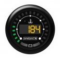 Prídavný budík Innovate Motorsports MTX-D - teplota vody + volmetr