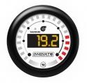 Prídavný budík Innovate Motorsports MTX-D - vacuum / tlak turba + otáčkomer sa shift light