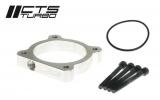 Adaptér na škrtiacu klapku CTS Turbo na vstrekovanie vody a metanolu pre motory VW / Audi / Seat / Škoda FSI / TFSI / TSI