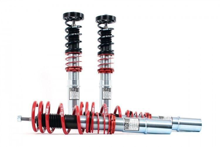 Kompletní výškově stavitelný podvozek H&R Monotube pro Mazda MX-5 r.v. 09/05>