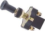 Vypínač ťahový 8mm 12,5 / 150W / 12V