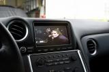 Bypass pro zobrazení videa během jízdy na Nissan GT-R R35 (08-)