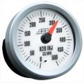 Analógový budík AEM prietok vody / metanolu (white face) 500cc / min