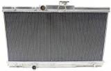 Hliníkový závodné chladič Jap Parts univerzálny 9