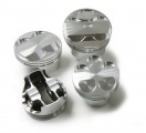 Kované piesty JE Pistons VW Golf 4/5 VR6 2.8 24V VR6 (99-) - 81.5mm - 11.2: 1