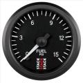 Prídavný budík Stack ST3304 52mm tlak paliva - psi