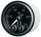 Prídavný budík Stack ST3502 52mm tlak oleja - psi