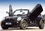 Vertikálne otváranie dverí LSD BMW Mini Cooper typ R50 (06 / 01-)
