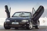 Vertikálne otváranie dverí LSD Mazda MX-5 typ NB, NBD (05 / 98-)