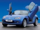 Vertikálne otváranie dverí LSD Mazda MX-5 typ NC, NC1E (03 / 05-)