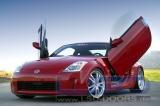 Vertikálne otváranie dverí LSD Nissan 350Z typ Z33 (10 / 03-)
