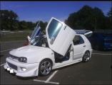 Vertikálne otváranie dverí LSD VW Golf 3 typ 1HXO, 1H (09 / 91-) 5dv.