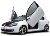 Vertikálne otváranie dverí LSD VW Golf 6 typ 1K (10 / 08-)