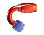 "Fitinka koleno 150 ° D-12 (AN12) 1-1 / 16 ""x12-UNF - cutter-system - skrutkovacie"
