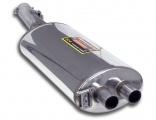 Stredový diel výfuku Supersprint Hummer H2 6.0i V8 330PS (03-07)