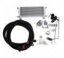 Olejový chladič kit 14 šachet ProRacing na Audi A3 / A4 / A5 / S3 / TT 2.0 TSI