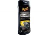 Meguiars Ultimate Black Plastic Restorer 355ml - oživovač a ochrana nelakovaných plastů v exteriéru i interiéru