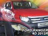 Deflektory-ofuky oken Ford Ranger 4D