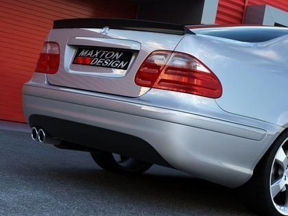 Zadní nárazník-AMG Look Mercedes CLK W208 Maxton
