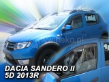 Deflektory-ofuky oken Dacia Sandero / Stepway II