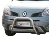 Nerezový přední ochranný rám Renault Koleos, 63mm