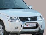 Nerezový přední ochranný rám Suzuki Grand Vitara III FL, 76mm