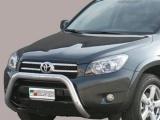 Nerezový přední ochranný rám Toyota RAV4 III, 76mm