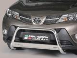 Nerezový přední ochranný rám Toyota RAV4 IV, 63mm