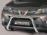 Nerezový přední ochranný rám Toyota RAV4 IV, 76mm