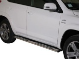 Nerez boční designové nášlapy Toyota RAV4 III FL2