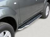 Boční nerezové nášlapy Nissan Pathfinder III